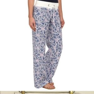 Lily Pulitzer the beach pant linen